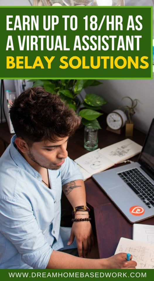 Belay Solutions hires Virtual Assistants to assist clients online with scheduling, freelance duties, appointment booking, etc. You can earn up to $18 per hour from the comfort of your home.