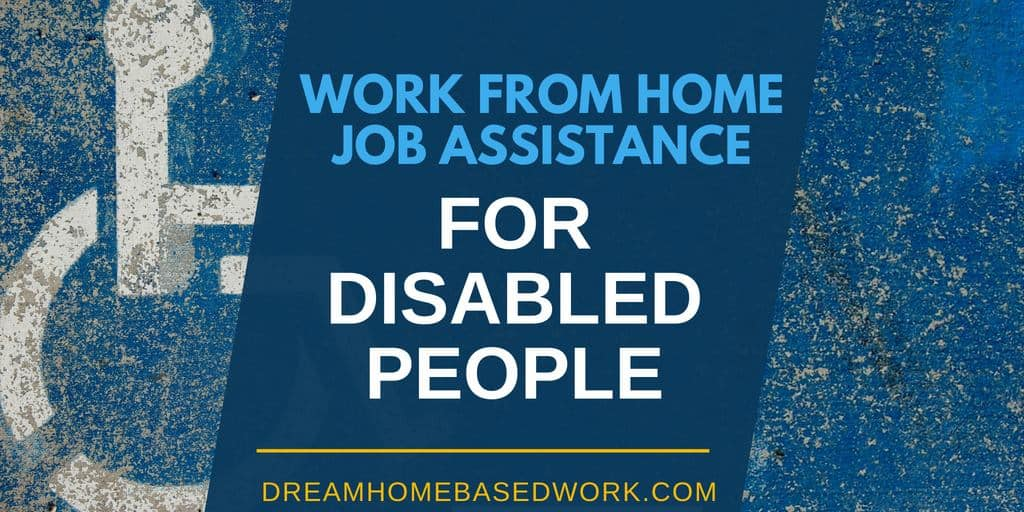 Read more about the article Best Remote Work from Home Jobs for Disabled People