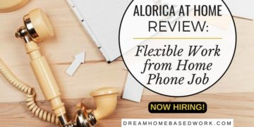 Alorica at Home Review: Flexible Work from Home Phone Job