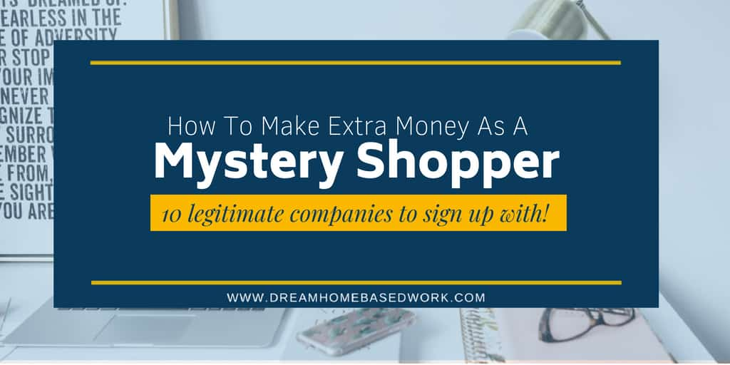 How to Make Money as a Mystery Shopper