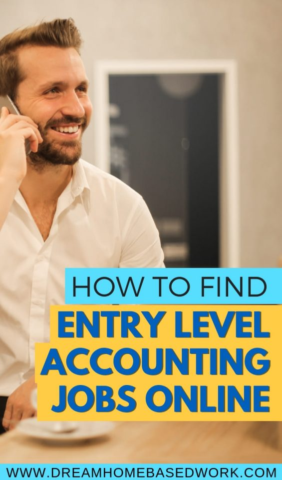 If you're looking to start working from home in the accounting field, in this post I'll explain some key skills you'll need, education requirements, along with how to find an entry-level accounting job online.
