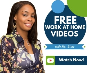 Free Work at Home Youtube Videos