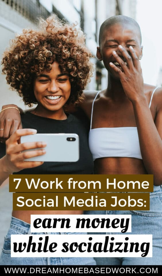 7 Work from Home Social Media Jobs: Earn Money While Socializing