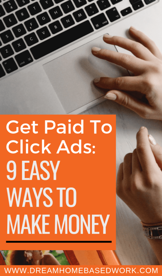 Did you know you can actually earn money from paid to click ad websites? Yeah, it's true. Here are 9 ways to get paid to click ads.