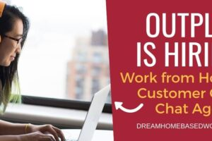 Work at Home Customer Service Representative Jobs with Outplex