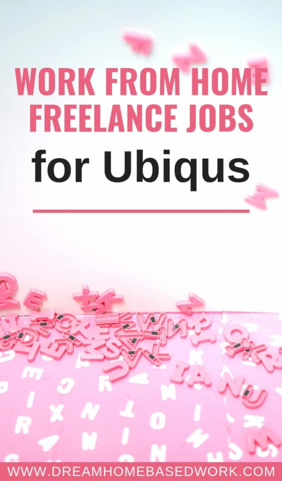 Ubiqus Work at Home Review: Freelance Transcription & Proofreading Jobs