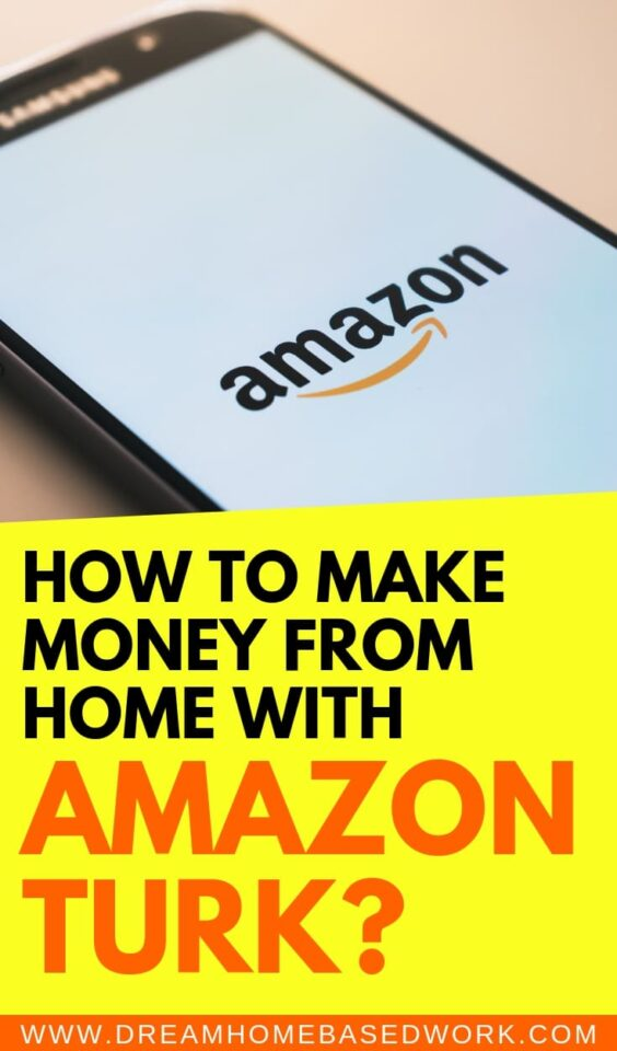 If you have been looking for legit ways to make money from home, Amazon Mechanical Turk allows you to complete simple tasks online for an extra $100 weekly.