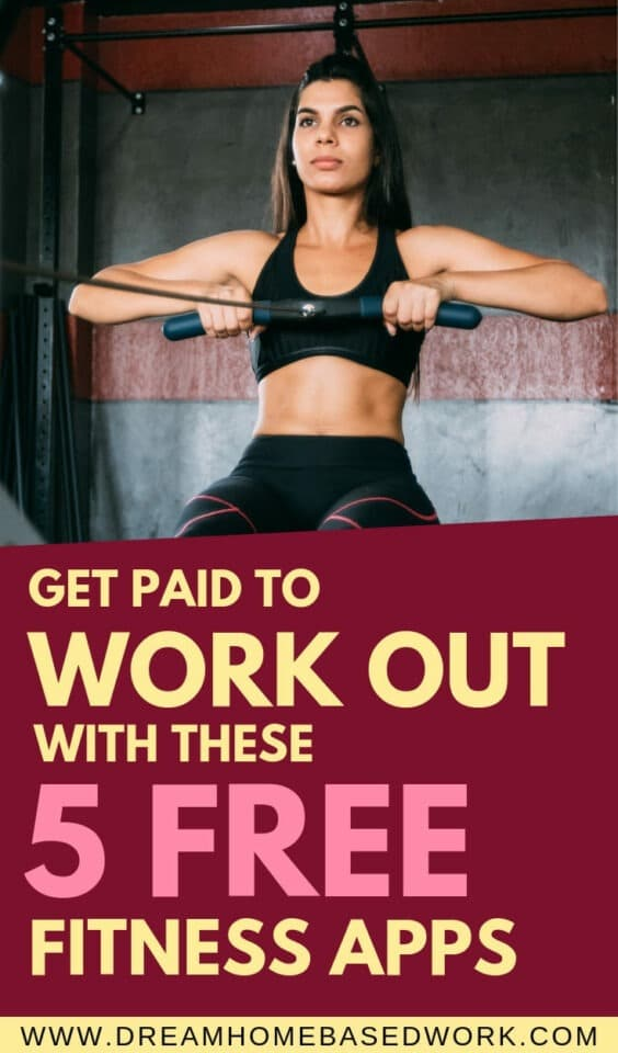 Believe it or not, you can get paid to workout and live a healthier lifestyle. The 8 best free fitness apps are a must-download for losing weight and tracking your #fitness journey.