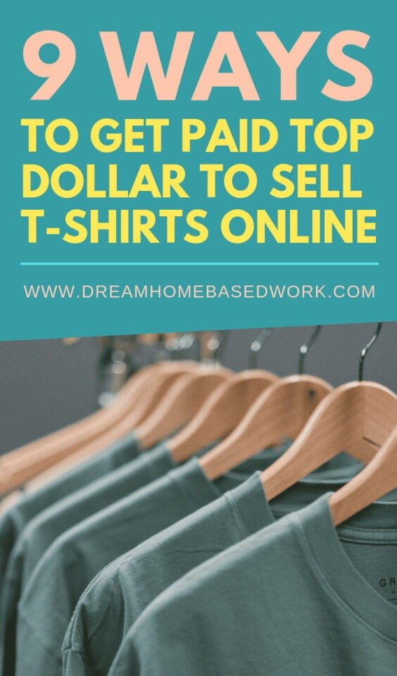 Are you passionate about designs? Or perhaps, creative with words? Today, we've revealed 10 ways for how you can get paid to sell t-shirts online.