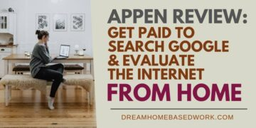 Appen Review: Get Paid To Search Google & Evaluate The Internet