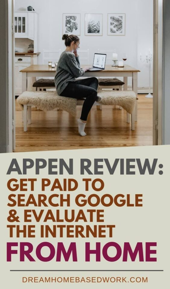 Did you know Appen hires Agents to work from home worldwide? Learn how you can get paid to search Google and rate search results from home. Apply today!