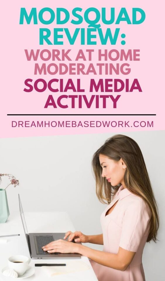 ModSquad Work at Home Job Review: 🔥 Get Paid $10/hr To Moderate Social Media Activity