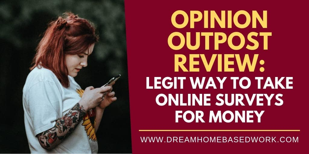Read more about the article Opinion Outpost Review: Easy Way To Take Online Surveys for Money