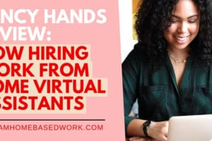 Fancy Hands Review: Now Hiring Work from Home Virtual Assistants