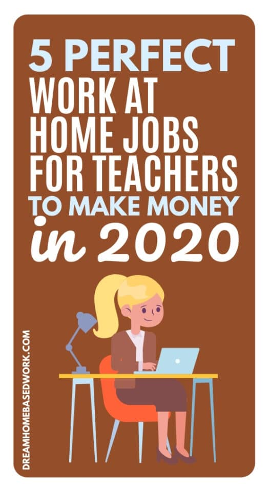 📌 Do you know it is possible to make money online as a Teacher? If you enjoy transferring knowledge to people, then teaching online is the best job for you.