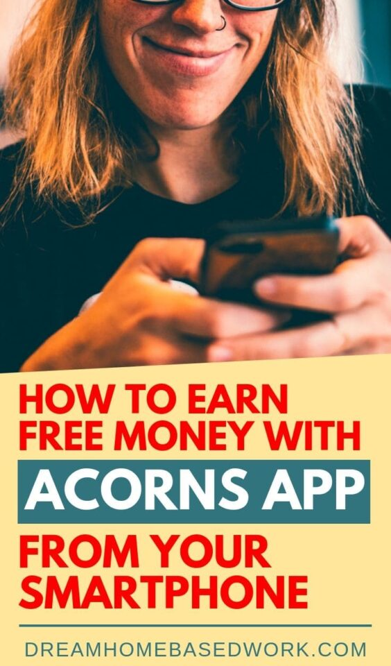 Want to make money from your everyday purchases online or offilne? Acorns app lets you start earning with as little as $1. Learn more and sign up to