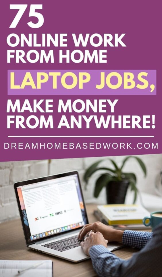 Computer Jobs From Home