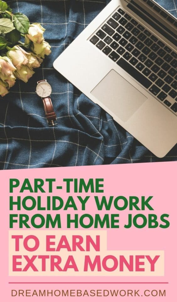 Need a way to work from home and make money during the holiday season? These companies hire part-time seasonal workers to earn extra money.