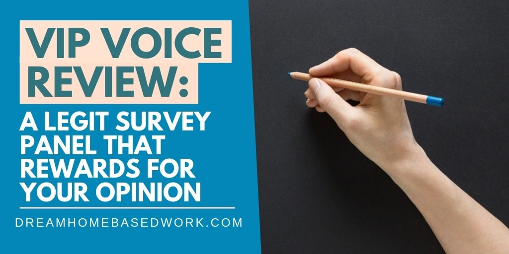 VIP Voice Review: A Legit Survey Panel That Rewards for Your Opinion