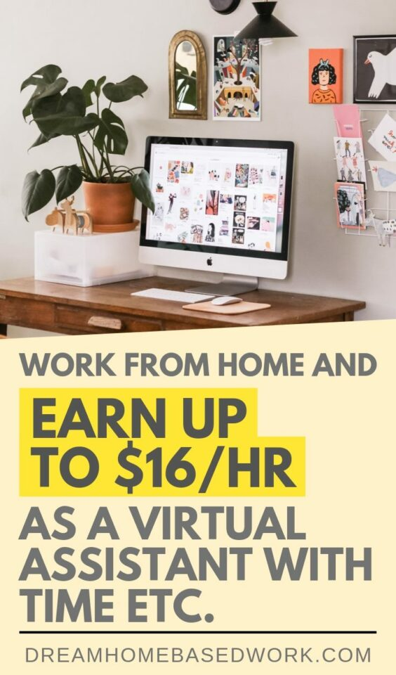Time Etc. hires people to work at home completing Virtual Assistant tasks. In today's review, we will discuss Time Etc., where you can earn up to $16/hr.