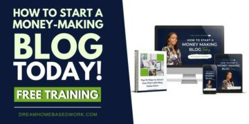 How To Start A Money-Making Blog Today ( Free Training) fb