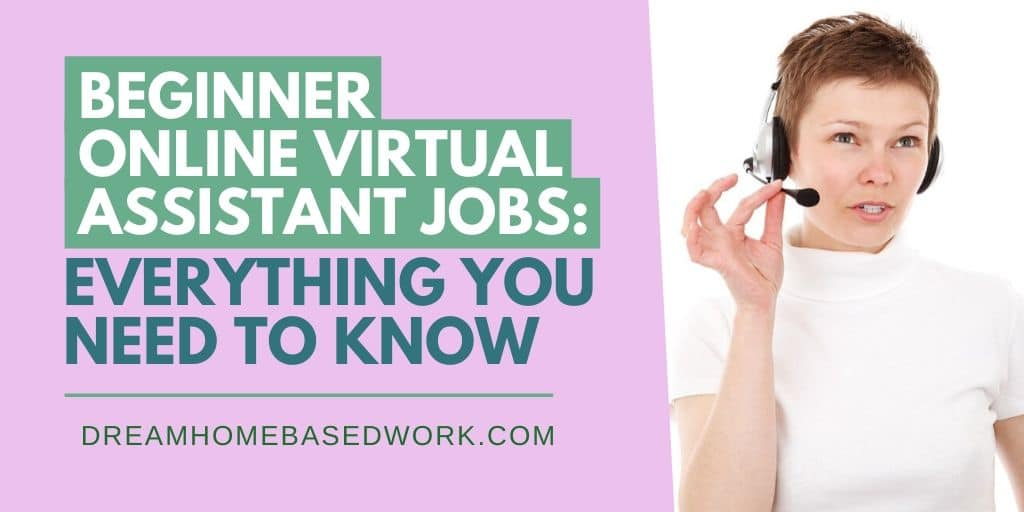 Beginner Online Virtual Assistant Jobs:Learning the Basics