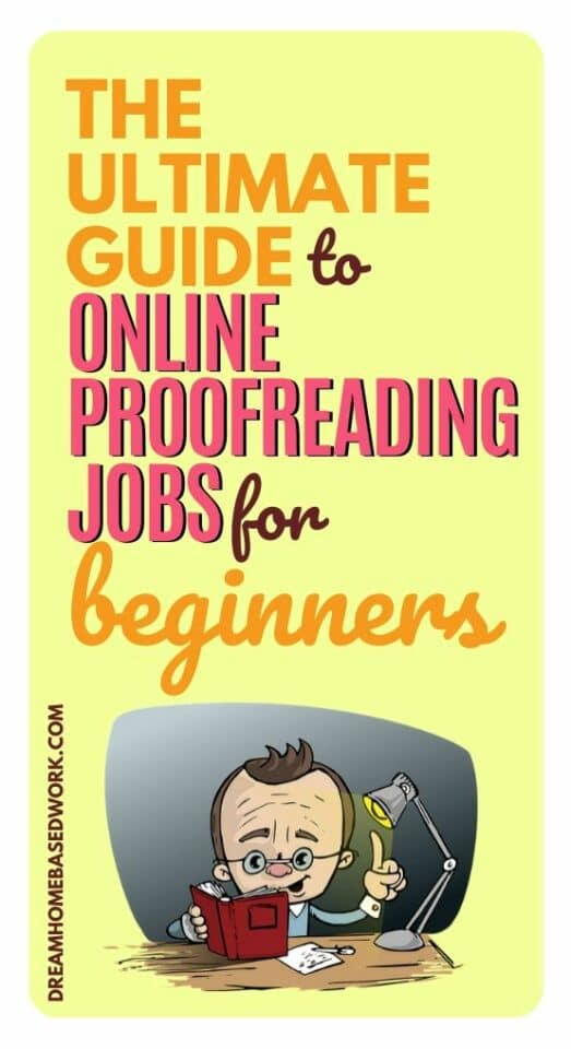 Looking for online proofreading jobs for beginners? If you have good spelling and grammar skills, you can easily become a proofreader and work from home.