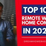 Top 100 Remote Work at Home Companies with Online Jobs in 2020