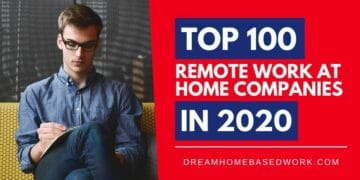 Top 100 Remote Companies in 2020