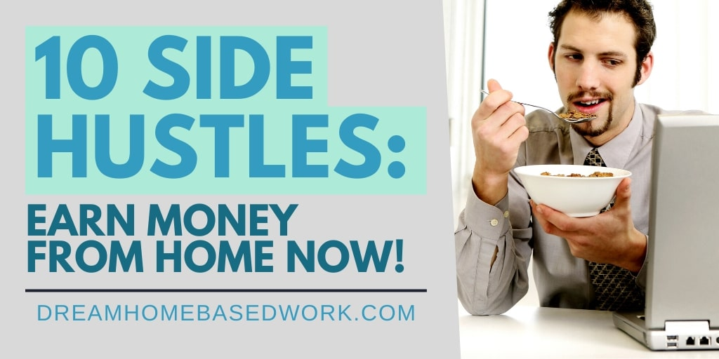 10 Flexible Side Hustles: Earn Money from Home Now!