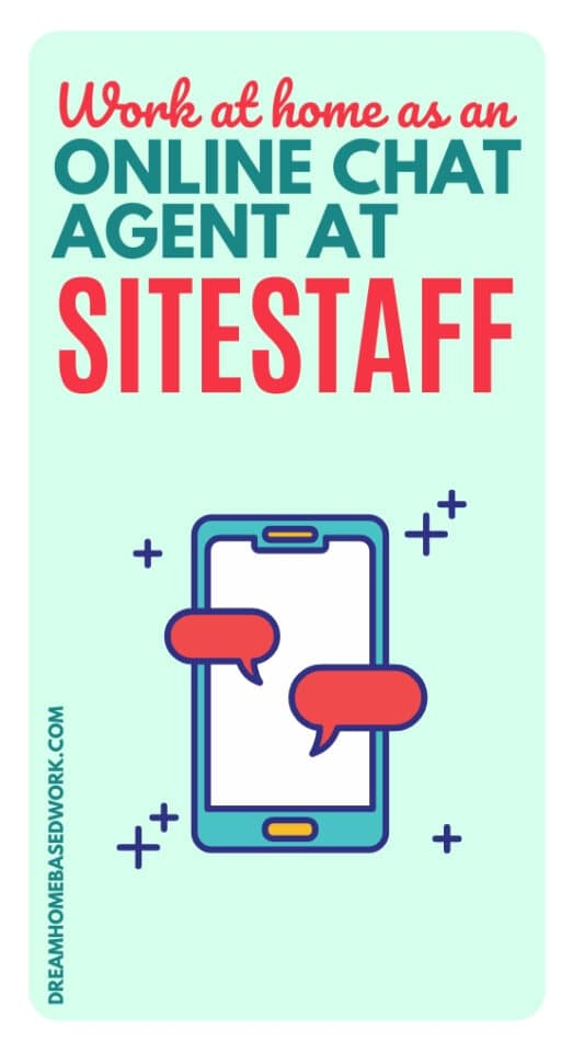 Sitestaff hires Online Chat Agents to provide customer service and answer questions. Read our full work at home review and submit your application today.