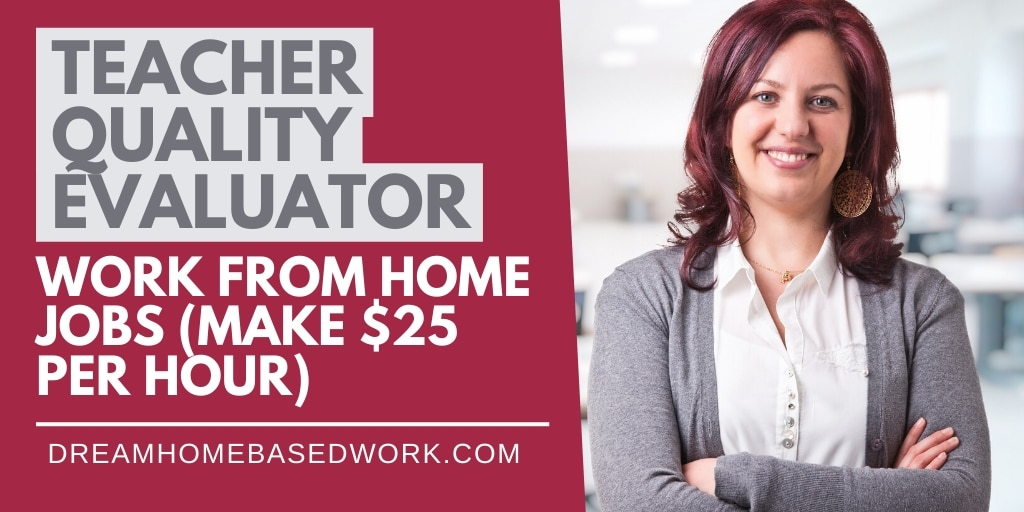 Teacher Quality Evaluator Work from Home Jobs at Sykes (Make $25 Per Hour)