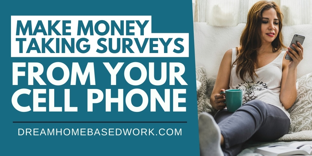 Make Money Taking Online Surveys With Your Cell Phone