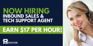 Inbound Sales Agent