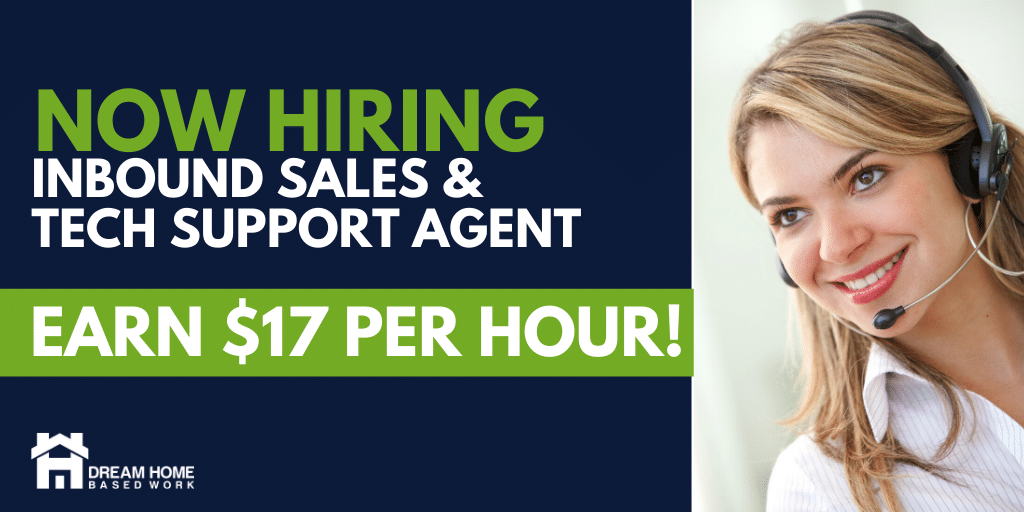 Work from Home Inbound Sales & Tech Support Expert at Asurion