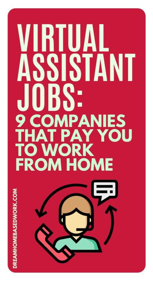Empregos em assistente virtual: 9 empresas que pagam para você trabalhar em casa