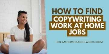 Find Copywriting Work At Home Jobs