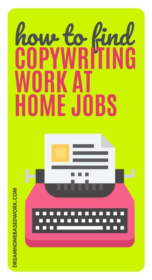If you have a flair for writing and can write convincingly you might have a natural talent to land a remote copywriting job. Check these 8 places for copywriting work at home jobs!