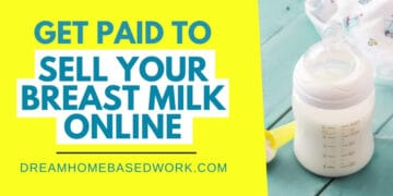 Get Paid To Sell Your Breast Milk Online