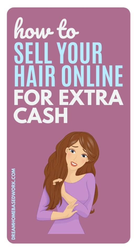 Sell Your Hair Online for Extra Cash
