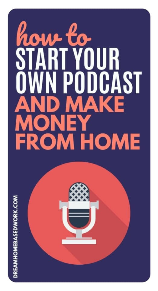 Start Your Own Podcast Make Money At Home