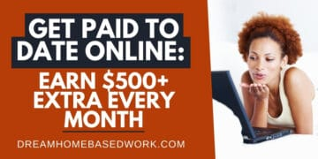 Get Paid To Date Online: Earn 500+ Extra Every Month fb