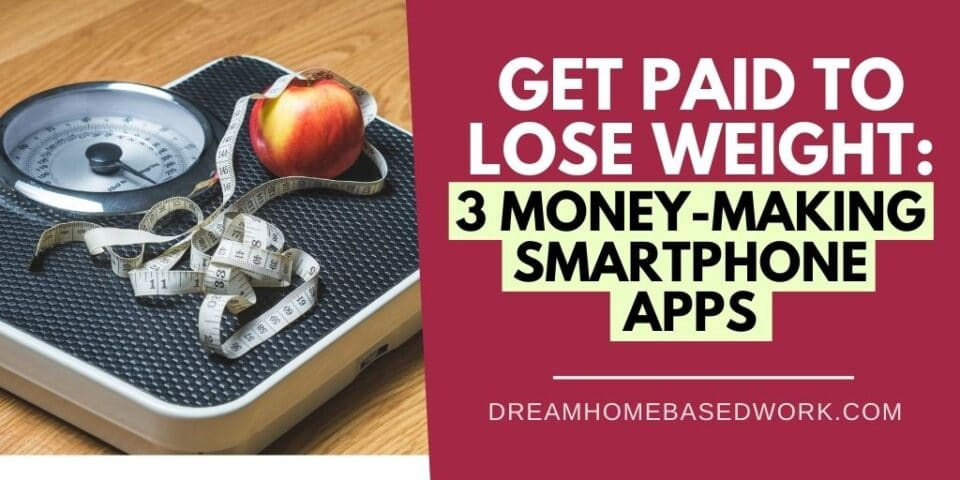 Get Paid To Lose Weight: 3 Money-Making Smartphone Apps fb