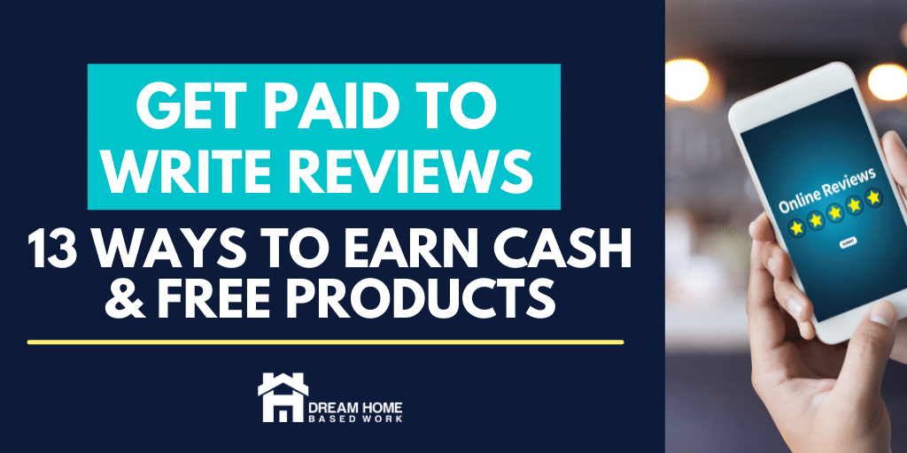 Read more about the article Best 13 Ways To Get Paid To Write Reviews Online