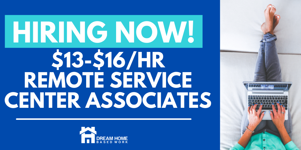 Read more about the article $13-$16/hr Sedgwick Hiring Home-Based Service Center Associates