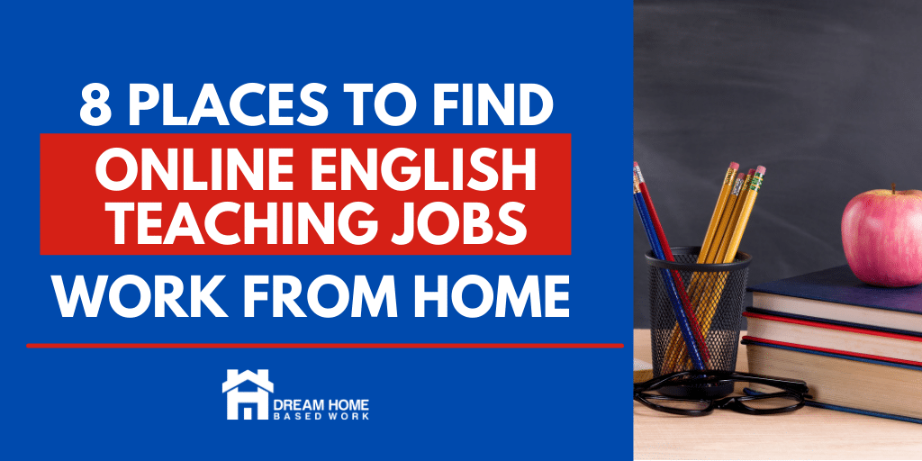 Read more about the article 8 Places To Find Online English Teaching Jobs from Home