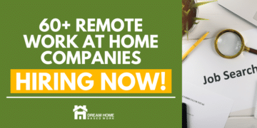 60+ Remote Work From Home Companies Hiring NOW fb