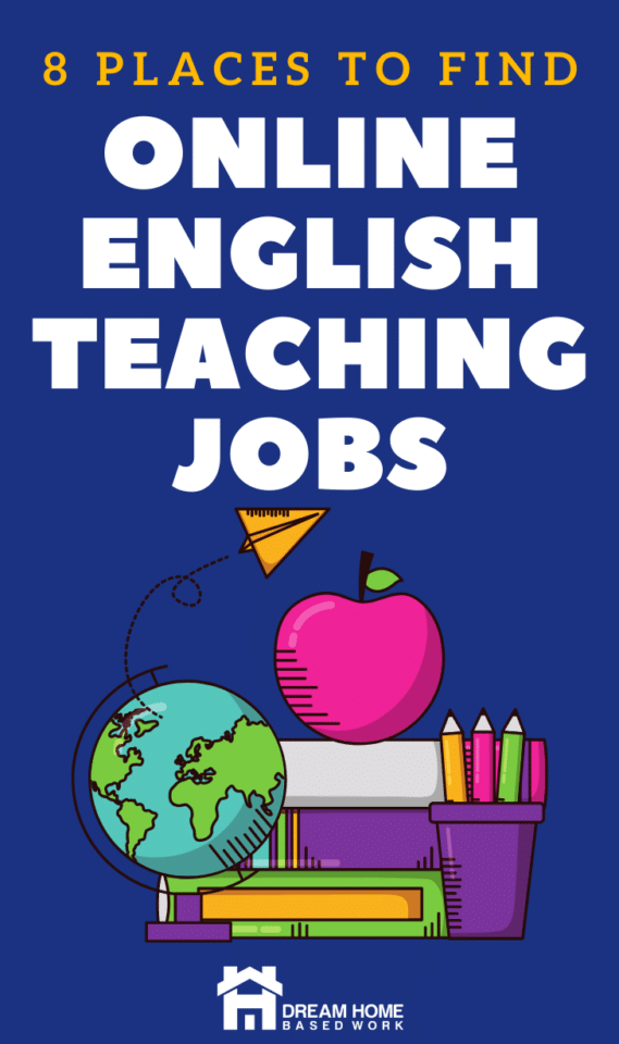 Wondering which companies hire you to teach English remotely from home? I've listed 8 online English teaching jobs you can apply for today!